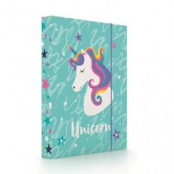 Box na sešity A4 Unicorn...