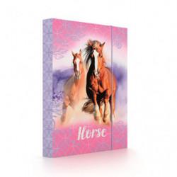 Box na sešity A5 Horse