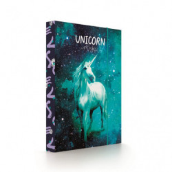 Box na sešity A4 Unicorn