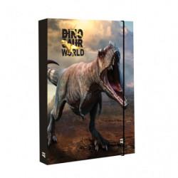 Box na sešity A4 Dinosaurus