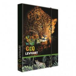 Box na sešity A4 Jumbo Geo...