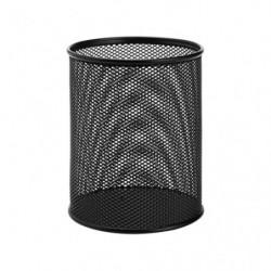 Drátěný pohár na pera, černý