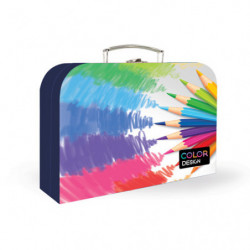 Kufřík Lamino 34 cm Pastelky