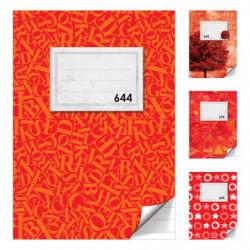 Sešit A6, 40 listů -...