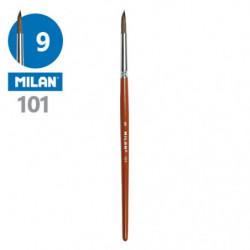 Štětec kulatý MILAN č.9 - 101