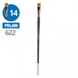 Štětec plochý MILAN č. 14 -...