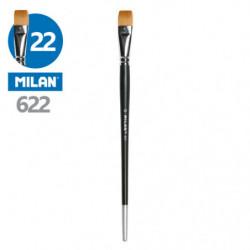 Štětec plochý MILAN č. 22 -...