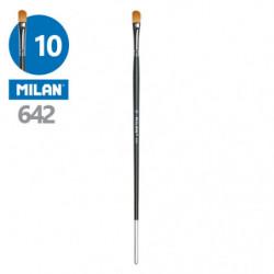 Štětec plochý MILAN č. 10 -...