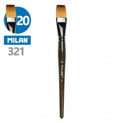 Štětec plochý MILAN č. 20 -...