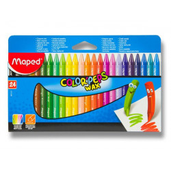 Voskovky Maped Color'Peps...