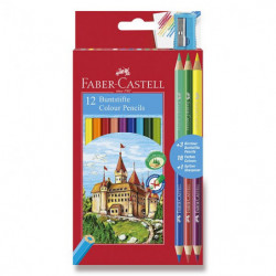 Pastelky Faber-Castell 12...