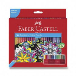Pastelky Faber-Castell 60...