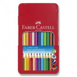 Pastelky Faber-Castell Grip...