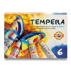 Temperové barvy Koh-i-noor,...